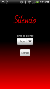 Silencio Screenshot 1