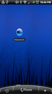 Volume Master Screenshot 2