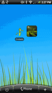 Crickets Screenshot 2